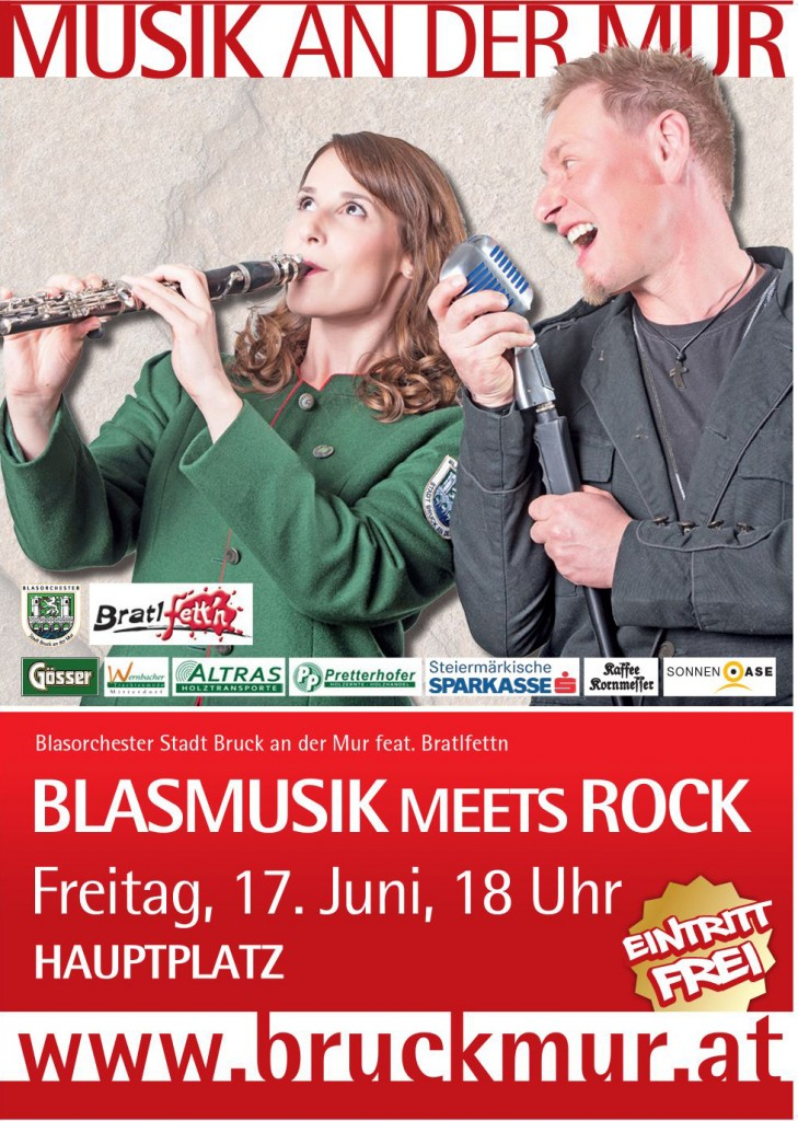 Plakat Rock16